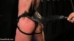 Colby Jansen - Leather and Latex: Muscle Stud Colby Jansen Dominates Donnie Argento | Picture (6)