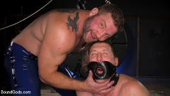 Colby Jansen - The Emasculation of Pierce Paris: Daddy Colby Jansen Stuffs Pierce RAW | Picture (8)