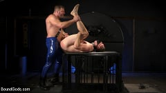 Colby Jansen - The Emasculation of Pierce Paris: Daddy Colby Jansen Stuffs Pierce RAW | Picture (15)