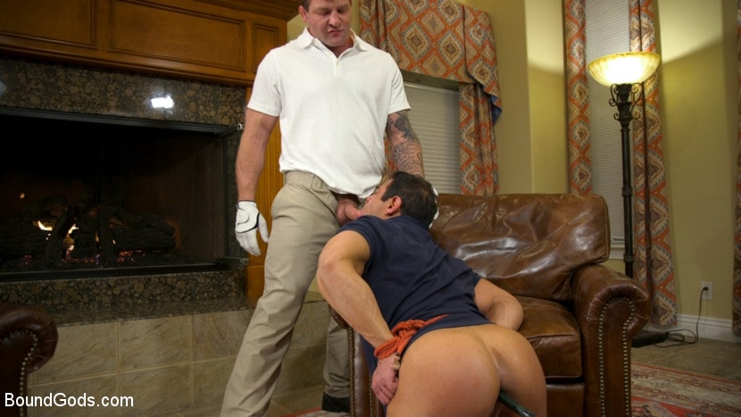 Colby Jansen - Valentine's Visitors: Draven Navarro Gets Whipped and DP'd | Picture (10)