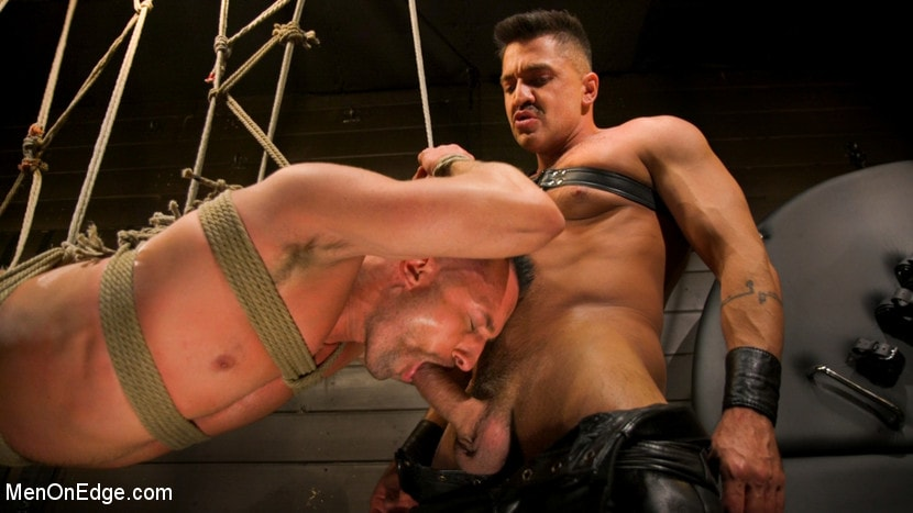 Colby Tucker - Tuckered Out: New Slave Kept on the Edge | Picture (1)