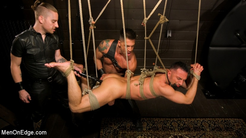 Colby Tucker - Tuckered Out: New Slave Kept on the Edge | Picture (7)