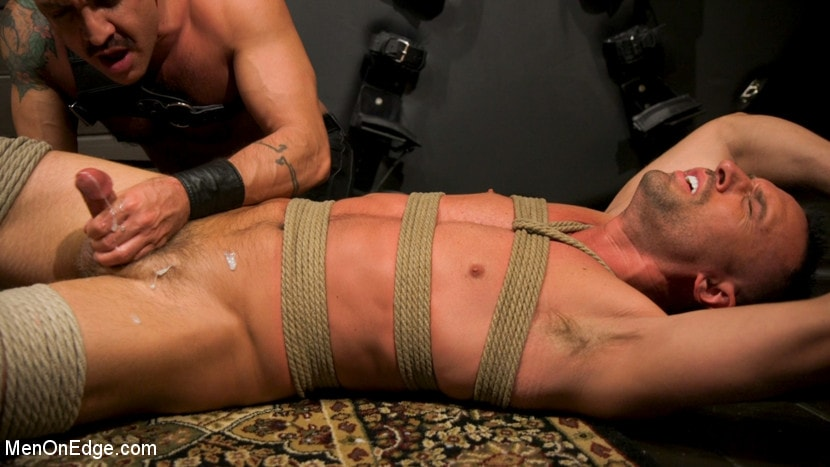 Colby Tucker - Tuckered Out: New Slave Kept on the Edge | Picture (10)