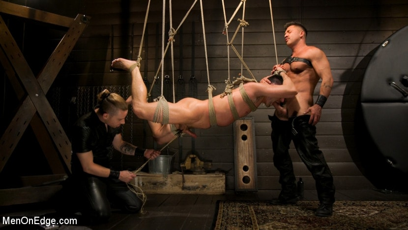 Colby Tucker - Tuckered Out: New Slave Kept on the Edge | Picture (20)