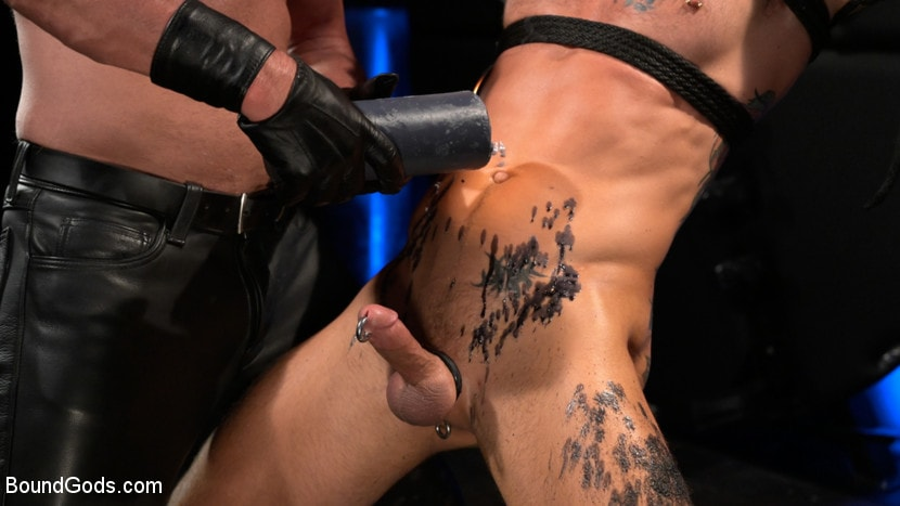 Dale Savage - As You Wish: Archer Croft Pushed Hard by Daddy Dale Savage | Picture (6)
