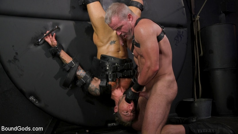 Dale Savage - As You Wish: Archer Croft Pushed Hard by Daddy Dale Savage | Picture (13)
