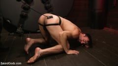 Dale Savage - Muscle Daddy Dale Savage Punishes Big-Dicked Mason Lear | Picture (4)