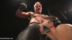 Dale Savage - Muscle Daddy Dale Savage Punishes Big-Dicked Mason Lear | Picture (5)