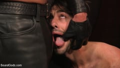 Dale Savage - Muscle Daddy Dale Savage Punishes Big-Dicked Mason Lear | Picture (6)