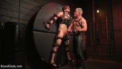 Dale Savage - Muscle Daddy Dale Savage Punishes Big-Dicked Mason Lear | Picture (14)