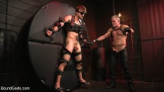 Dale Savage - Muscle Daddy Dale Savage Punishes Big-Dicked Mason Lear | Picture (22)