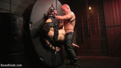 Dale Savage - Muscle Daddy Dale Savage Punishes Big-Dicked Mason Lear | Picture (28)