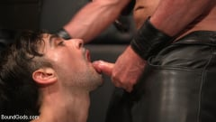 Dale Savage - Muscle Daddy Dale Savage Punishes Big-Dicked Mason Lear | Picture (32)