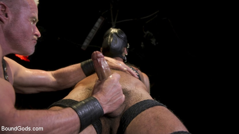 Dale Savage - Power Fuck: Hot Leather Men Inflict Muscle Domination and Intense Pain | Picture (3)