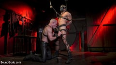 Dale Savage - Power Fuck: Hot Leather Men Inflict Muscle Domination and Intense Pain | Picture (4)