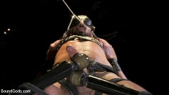 Dale Savage - Power Fuck: Hot Leather Men Inflict Muscle Domination and Intense Pain | Picture (5)