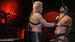 Dale Savage - Power Fuck: Hot Leather Men Inflict Muscle Domination and Intense Pain | Picture (6)