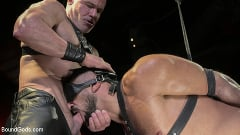 Dale Savage - Power Fuck: Hot Leather Men Inflict Muscle Domination and Intense Pain | Picture (8)