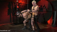 Dale Savage - Power Fuck: Hot Leather Men Inflict Muscle Domination and Intense Pain | Picture (9)