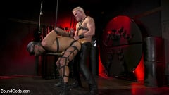 Dale Savage - Power Fuck: Hot Leather Men Inflict Muscle Domination and Intense Pain | Picture (11)