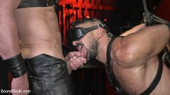Dale Savage - Power Fuck: Hot Leather Men Inflict Muscle Domination and Intense Pain | Picture (12)