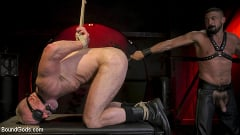 Dale Savage - Power Fuck: Hot Leather Men Inflict Muscle Domination and Intense Pain | Picture (13)