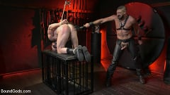 Dale Savage - Power Fuck: Hot Leather Men Inflict Muscle Domination and Intense Pain | Picture (14)