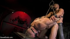 Dale Savage - Power Fuck: Hot Leather Men Inflict Muscle Domination and Intense Pain | Picture (15)