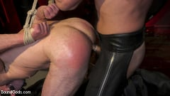 Dale Savage - Power Fuck: Hot Leather Men Inflict Muscle Domination and Intense Pain | Picture (16)