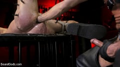 Dale Savage - Power Fuck: Hot Leather Men Inflict Muscle Domination and Intense Pain | Picture (19)