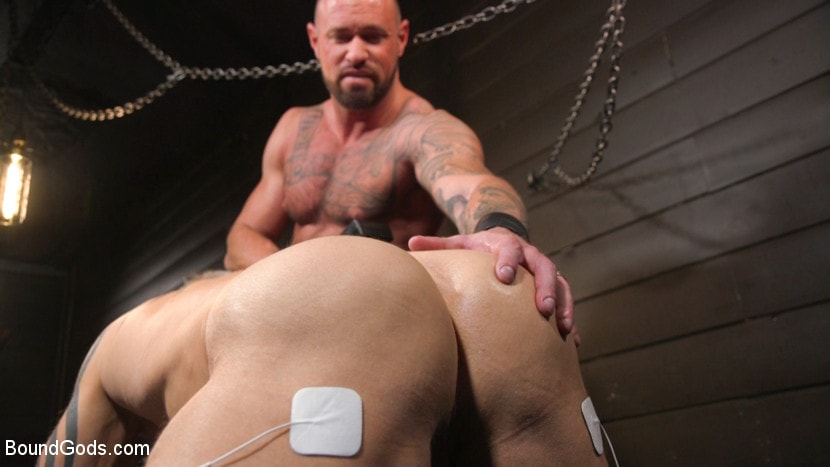 Dallas Steele - Serve Your Master: Michael Roman Shows Dallas Steele Who's In Charge | Picture (23)