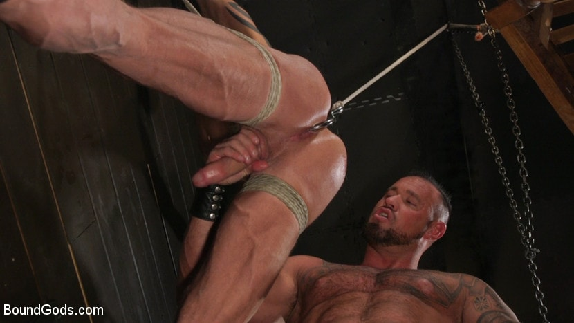 Dallas Steele - Serve Your Master: Michael Roman Shows Dallas Steele Who's In Charge | Picture (29)