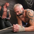 Dallas Steele in 'Serve Your Master: Michael Roman Shows Dallas Steele Who's In Charge'