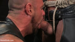 Dallas Steele - Serve Your Master: Michael Roman Shows Dallas Steele Who's In Charge | Picture (5)
