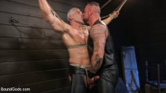Dallas Steele - Serve Your Master: Michael Roman Shows Dallas Steele Who's In Charge | Picture (9)