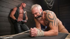 Dallas Steele - Serve Your Master: Michael Roman Shows Dallas Steele Who's In Charge | Picture (13)