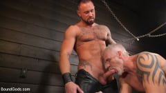 Dallas Steele - Serve Your Master: Michael Roman Shows Dallas Steele Who's In Charge | Picture (22)