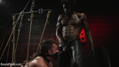 Devin Trez - Good Slut Blaze Austin gets beaten and fucked by Hot Dom Devin Trez | Picture (8)