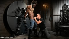 Devin Trez - Taken and Edged: Leather Dom Devin Trez Submits to Dominic Pacifico | Picture (5)