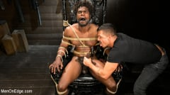 Devin Trez - Taken and Edged: Leather Dom Devin Trez Submits to Dominic Pacifico | Picture (13)