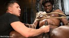 Devin Trez - Taken and Edged: Leather Dom Devin Trez Submits to Dominic Pacifico | Picture (17)