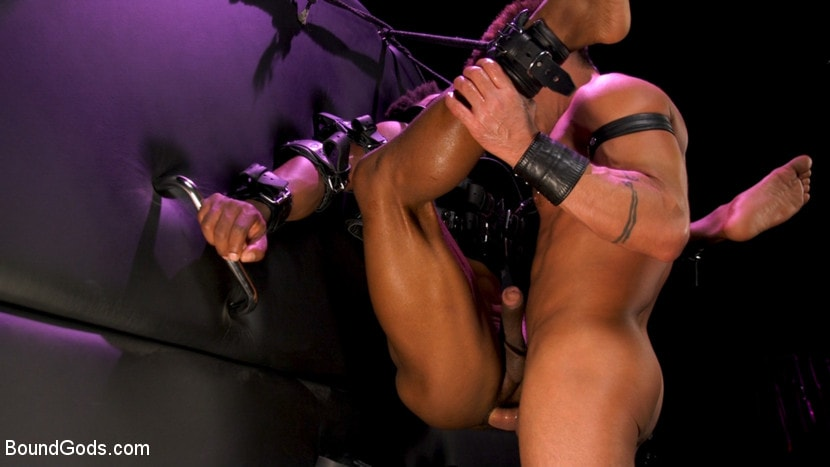 Dominic Pacifico - Dom Worship: Newcomer Adrian Hart Services Muscle God Dominic Pacifico | Picture (13)