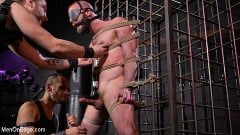 Donnie Argento - Donnie Argento Tied Up and Edged in Rope Bondage | Picture (7)