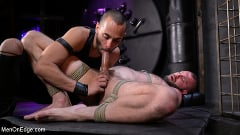 Donnie Argento - Donnie Argento Tied Up and Edged in Rope Bondage | Picture (13)