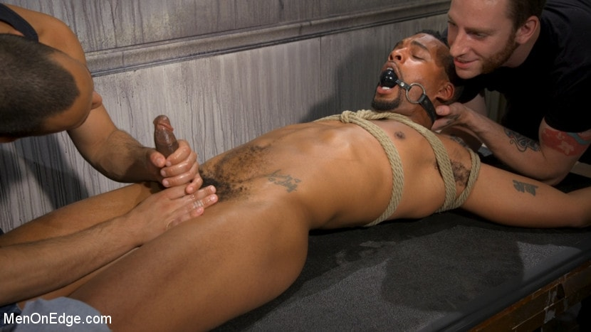 Jacen Zhu - A Deal's A Deal: Jacen Zhu Gets Taken Down and Edged | Picture (8)