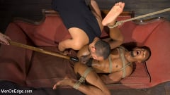 Jacen Zhu - A Deal's A Deal: Jacen Zhu Gets Taken Down and Edged | Picture (21)