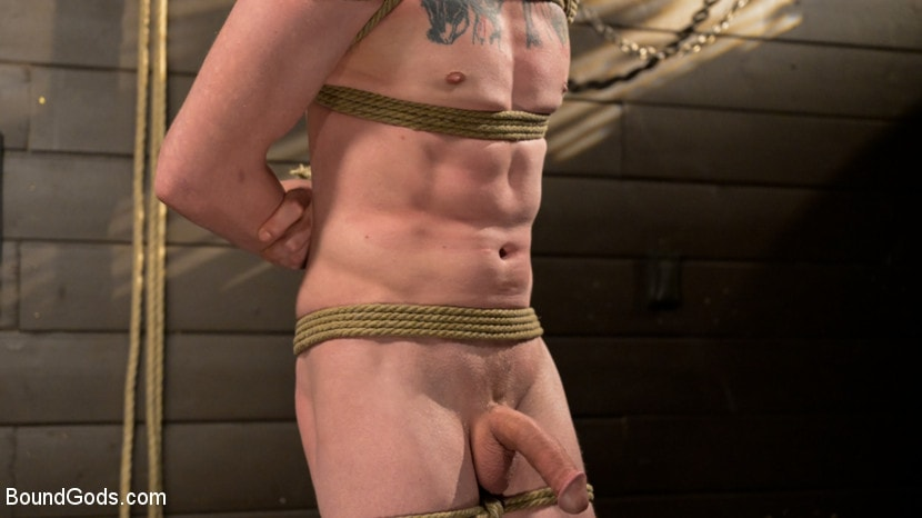 Jacen Zhu - Yes Master Koga: Jacen Zhu Dominates Submissive Stud Alex Killian | Picture (2)