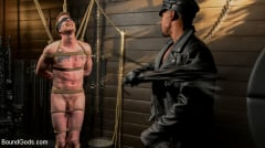Jacen Zhu - Yes Master Koga: Jacen Zhu Dominates Submissive Stud Alex Killian | Picture (1)