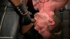 Jacen Zhu - Yes Master Koga: Jacen Zhu Dominates Submissive Stud Alex Killian | Picture (7)