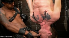 Jacen Zhu - Yes Master Koga: Jacen Zhu Dominates Submissive Stud Alex Killian | Picture (8)